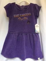 East Carolina Pirates ECU Girl's Sweatshirt Dress Toddler 3T New - $23.50