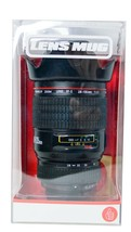 Realistic Canon Lens Mug for Hot or Cold BPA Free with Detachable Lens C... - $9.99