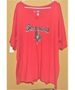 Majestic NHL Womens Washington Senators T-Shirt Plus Size 2XLarge NWT - $16.48