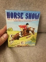 1997 Gamewright HORSE SHOW Blue Ribbon Card Game Award Winner For Ages 8+ - $10.26