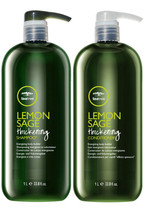 Paul Mitchell Lemon Sage Thickening Shampoo, Conditioner or Duo pack 1L  - $37.39+