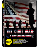 The Civil War: A Nation Divided - $15.00