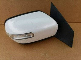 07-09 Mazda CX-9 Door Wing Sideview Mirror W/ Blind Spot Passnger Right RH 8Wire image 1