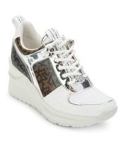 DKNY - Women's Leo Wedge Sneaker - $83.59