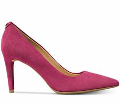 Michael Kors Dorothy Lacquer Pink Flex Pump Shoes Size 8 image 2