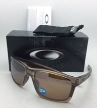 Polarized OAKLEY Sunglasses MAINLINK OO9264-06 Sepia & Brown w/ Tungsten... - $199.95