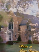 Music At The First Baptist Church Cd image 2