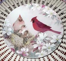 Lena Liu MORNING SERENADE Plate 1st Issue Nature's Poetry Series Bradfor... - $14.00