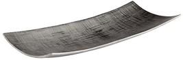 Tray CYAN DESIGN AEROLITE Large Textured Bronze Aluminum - $79.00