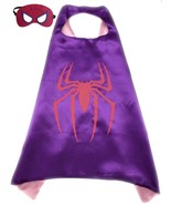 Spidergirl - DC Universe Costume Cape and Mask Set - $12.81