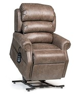 UC550-L Tall Zero Gravity Lift Chair Recliner - Silt Curbside Delivery - $1,732.09