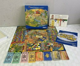 Triple Challenge Board Game Sharing Saving And Spending - $14.49