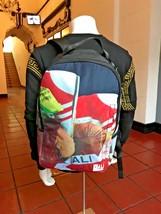Sprayground Unisex Grey Muhammad Ali Stufed Backpack - $147.51