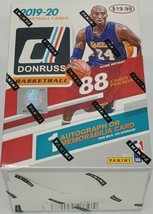 2019-20 Panini NBA Donruss Basketball Blaster Box Possible Zion or Moran... - $94.99