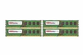 Memory Masters 32GB (4x8GB) DDR3-1333MHz PC3-10600 Non-ECC Udimm 2Rx8 Desktop Mem - $152.45