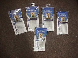 LOT Knifty Knitter Specialty Straw Weaver Loom-Provo Craft Make Belts, H... - $60.87 CAD