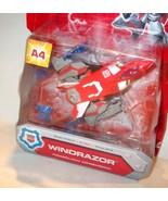 Transformers Energon ✰✰ WINDRAZOR ✰✰ Hasbro figure MOC powerlinx combine... - $39.99