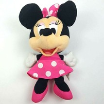 Fisher Price Talking Minnie Mouse 12 Inch Plush Toy 2013 Stuffed Animal  - $18.81