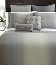 Hotel Collection Ombre Stripe Euro European Sham (1) - $19.55