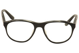 Prada VPR 12S-F 1AB-1O1 Black Frames Eyeglasses 54mm  - 40 - $75.71