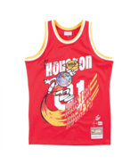 Travis Scott x BR x Mitchell & Ness Houston Rockets Retro Jersey Jordan ... - $296.95