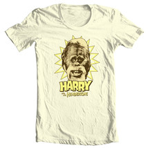 Harry and Hendersons T-shirt retro 80s TV show 100% cotton  graphic tee NBC296 image 2