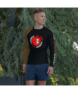OJJA Brown Belt Men's Rash Guard - $47.00