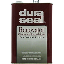 DuraSeal Wood Renovator Cleaner and Reconditioner - For Waxed Wood Floor... - $60.99