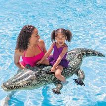 Inflatable pool figure Intex Crocodile (170 X 86 cm) - $37.60