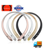Neckband Bluetooth Headset Sport Stereo Earphone for iPhone & Android - $19.99