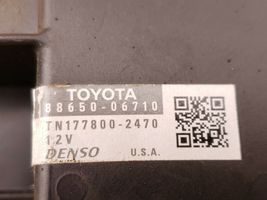 Toyota Camry Air Conditioner AC Amplifier Control Module 88650-06710 image 3