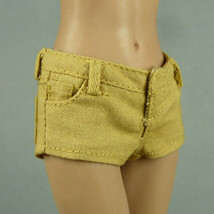 1/6 Phicen, TBLeague, Hot Toys, Cy Girl, SMCG - Female Khakis Mini Short... - $14.60