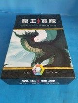 Mines of the Sacred Dragon Board Game New Sunrise Tornado - $28.04