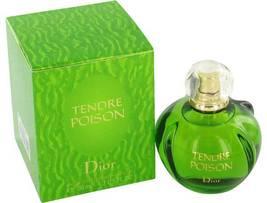 Christian Dior Tendre Poison Perfume 1.7 Oz Eau De Toilette Spray image 2