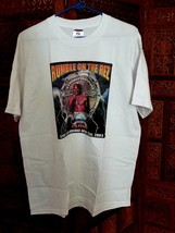 Evander  Holyfield  Jerzees Shirt Rumble On The Rez Toppenish Wa 2003 new  - $24.74