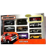 Matchbox On A Mission City Vehicles 9pc Gift Pack X7111 - $39.72 CAD