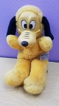"Vintage PLUTO Plush Walt Disney Land Korea Nut Shells 8"" - $13.60"