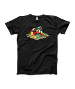 Rubick's Cube Melting, Sheldon Cooper's T-Shirt - $19.75+