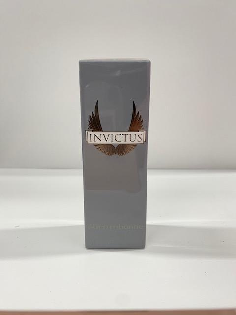 INVICTUS by Paco Rabanne AFTER SHAVE BALM 100ML./ 3.4OZ_ For Men_NEW IN BOX - $39.99
