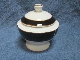 Ralph Lauren China Harwick Sugar Bowl with Lid - $21.77