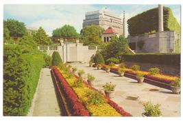 Canada Ontario Oakes Garden Theatre Niagara Falls Sheraton Brock Vntg Po... - $4.99