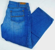 Timberland Relaxed Fit Blue Denim Jeans Act W 42  L 31 (Tagged W 40 L 32) - $29.99