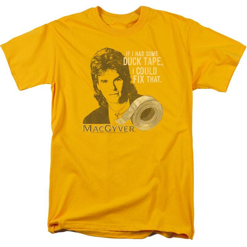 richard dean anderson american action adventure for sale online graphic t shirt cbs1643 at 800x