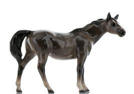 Hagen Renaker Miniature Horse Thoroughbred Mare Ceramic Figurine Boxed image 7