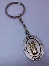 Aloha Hawaii Pineapple Keychain Key Ring - $12.60