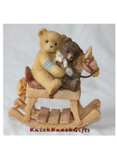 Cherished Teddies Homer and Friend - $8.50