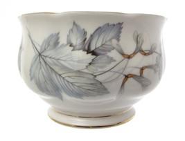 Royal Albert Silver Maple Sugar Bowl - $26.64