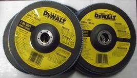 "Garryson 47042 2/"" Roloc Coated Zirconia Alumina Flap Disc 60 Grit 5pcs U.K."