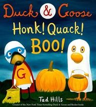 Duck & Goose, Honk! Quack! Boo! - $14.42