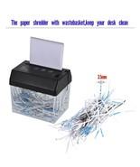 Mini Home / Office Paper Shredder - $69.95